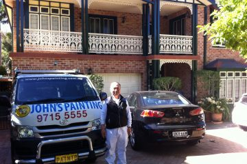 Painting Services Sydney